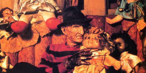 Robert Englund In 'A Nightmare On Elm Street 4: The Dream Master'
