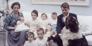 Robert F. Kennedy Family