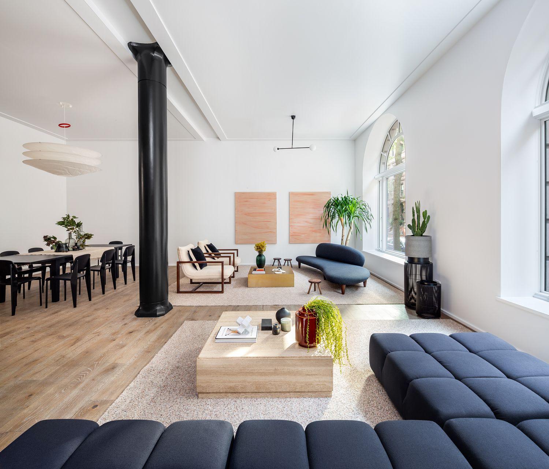 L Appartamento Modello Al 171 Columbia Heights Di New York