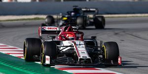 Formula One: Winter Test 2 Barcelona