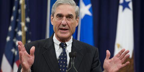 Robert Mueller special counsel