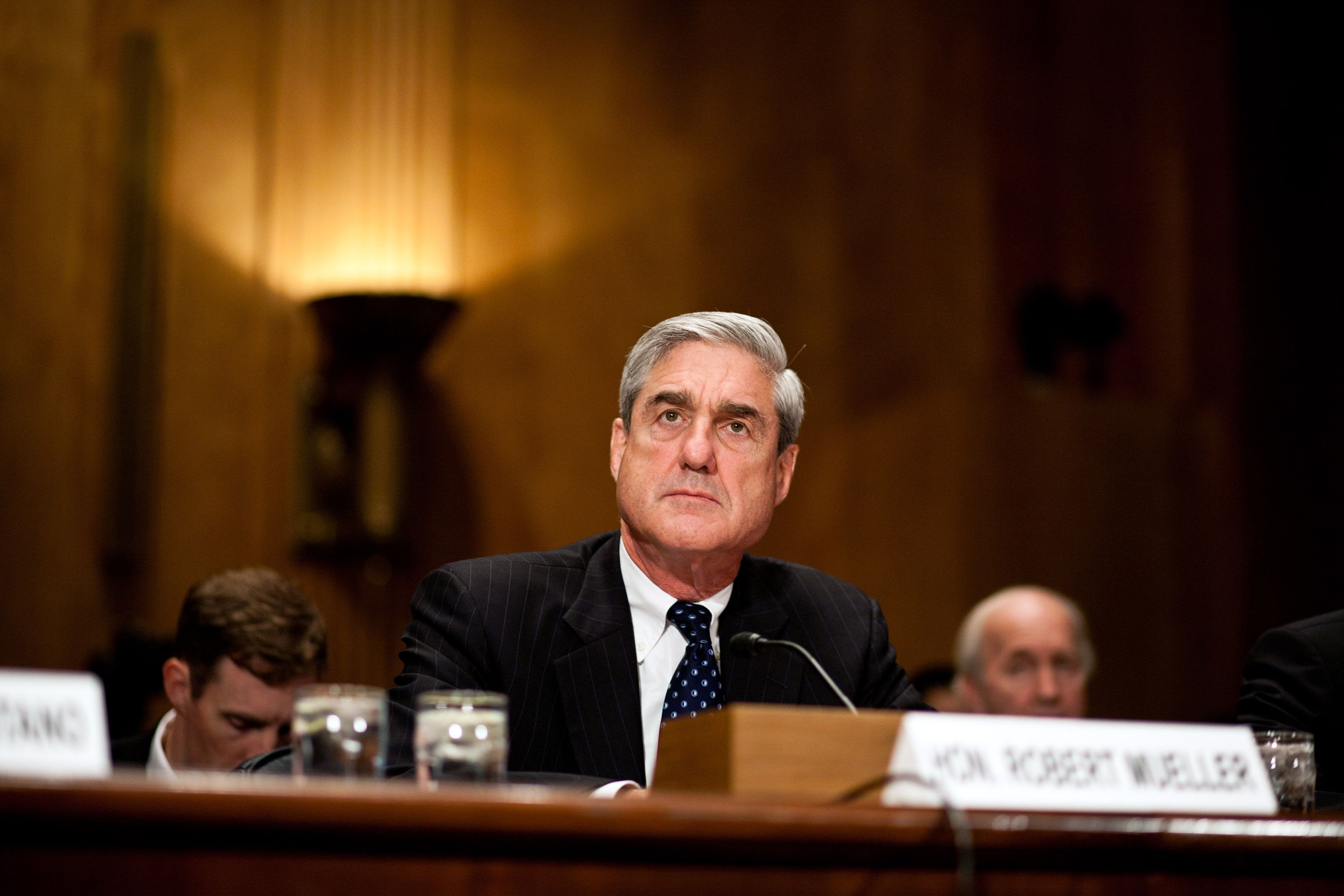 Twitter Is Having a Field Day With the Mueller Report Redactions