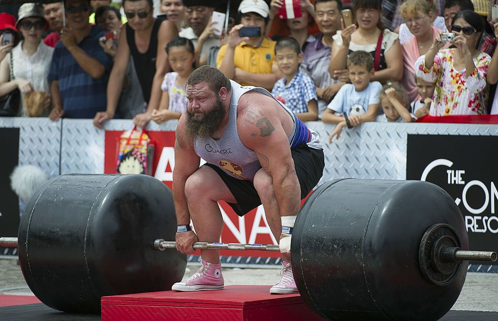 Why Strongman Robert Oberst Says Not Everyone Should Deadlift