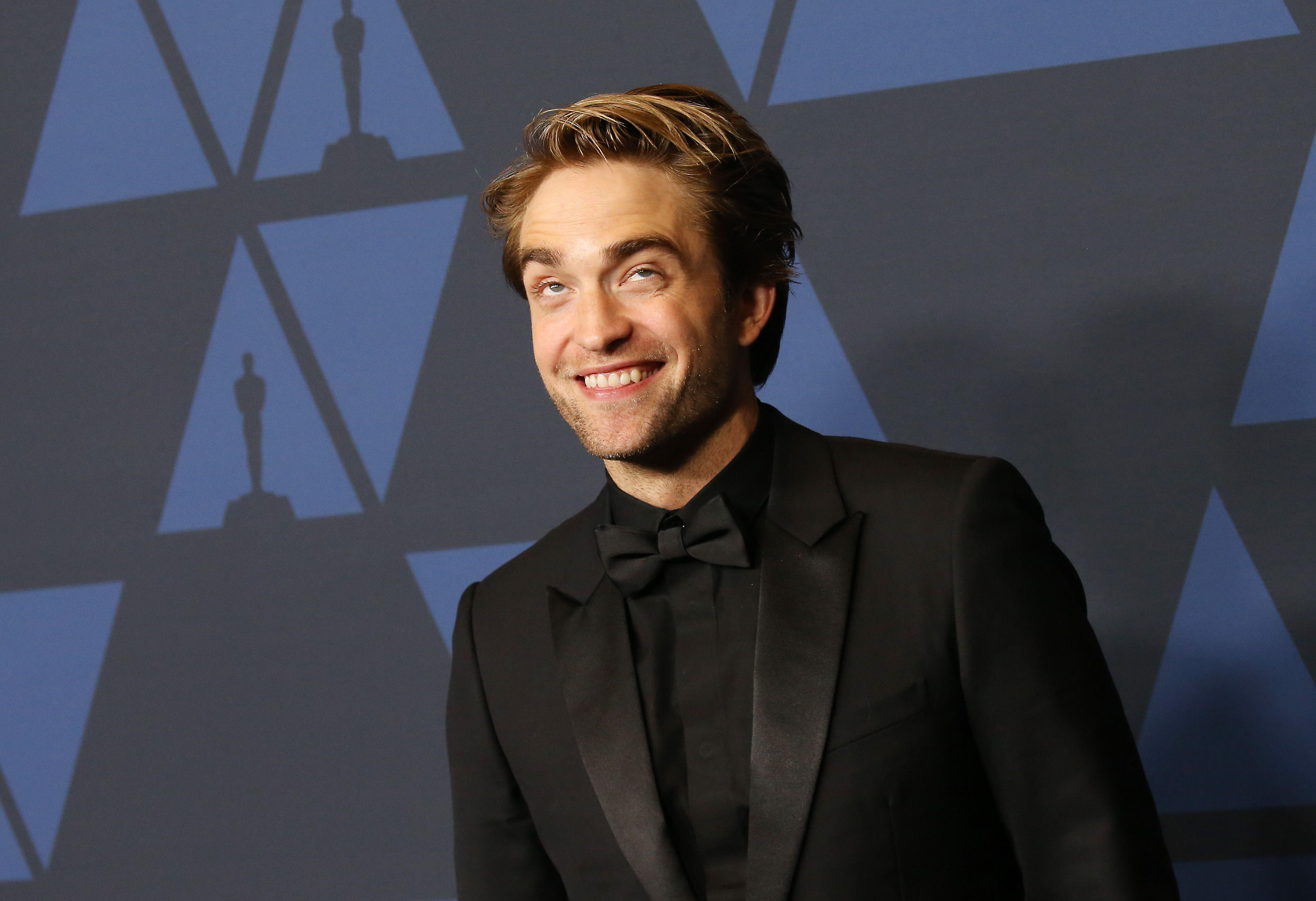 Robert Pattinson Just Keeps Saying Weird Sh*t in Interviews