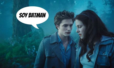 Robert Pattinson Crepusculo Batman
