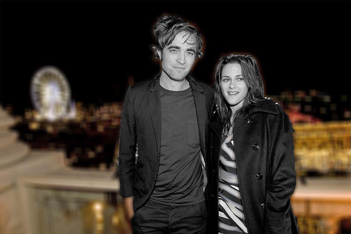 Che è Robert Pattinson incontri con