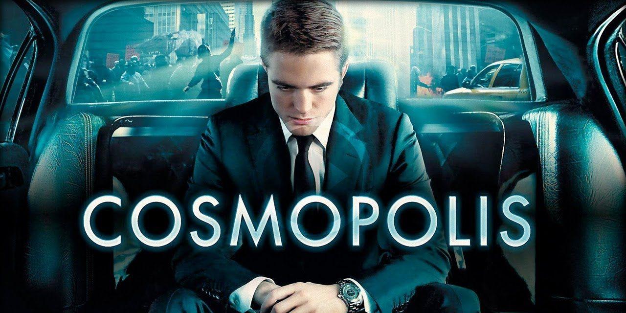 Robert Pattinson Batman Cosmopolis