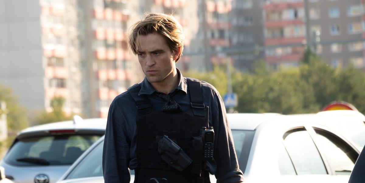 Robert Pattinson stars in a new look at Christopher Nolan's Tenet