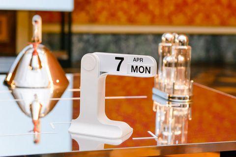 Orange, Cone, Transparent material, Plastic, Number, Varnish,