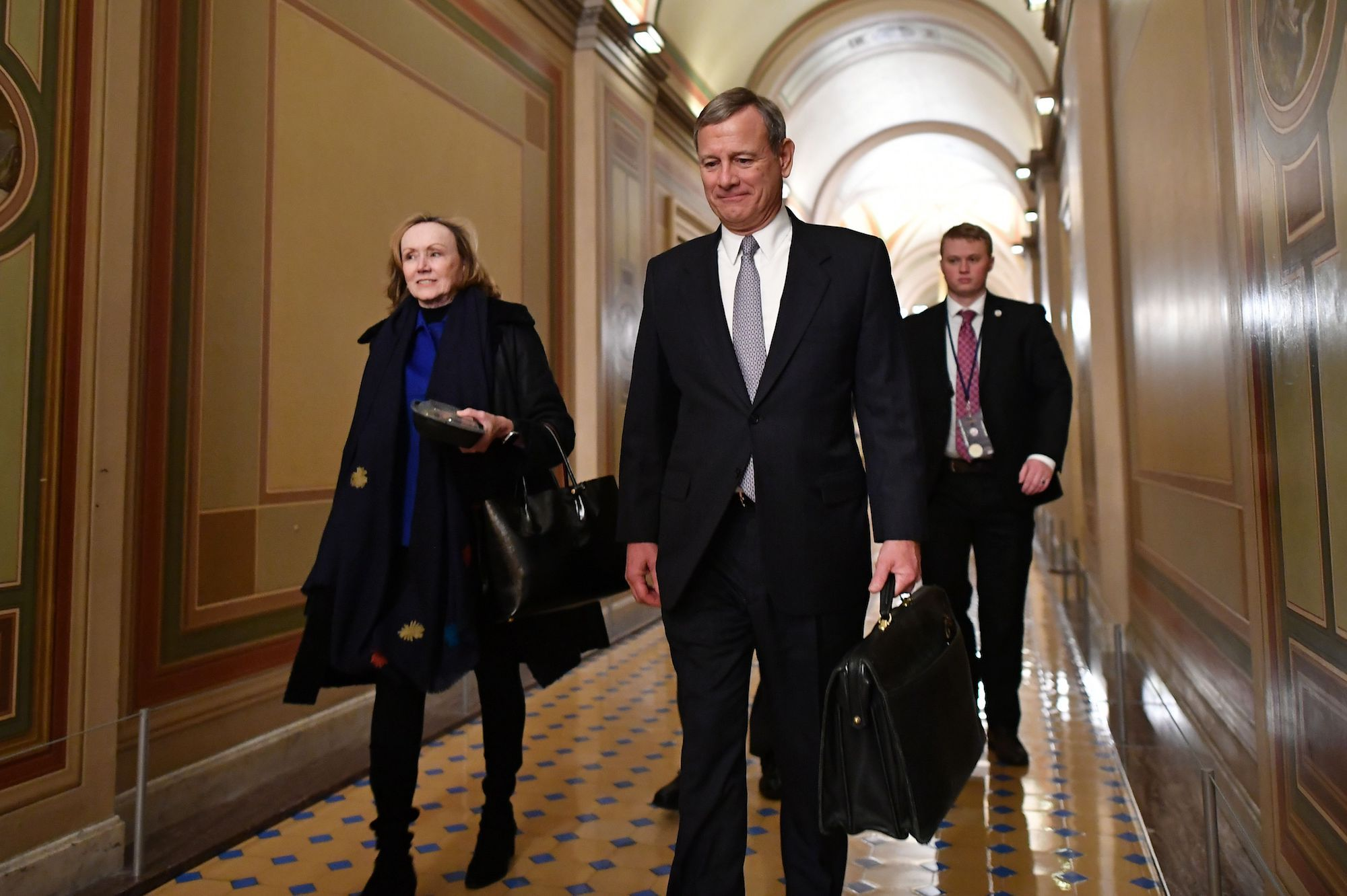 A Monstrous Fraud Was Perpetrated on the Senate, and John Roberts Had to Know It