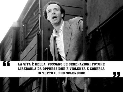 Roberto Benigni Frasi Famose Da La Vita è Bella E Altri Film
