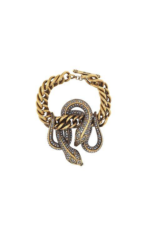 Bracelet, Jewellery, Fashion accessory, Chain, Body jewelry, Metal, Gold, Bangle, Silver,