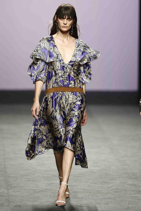 Desfile de Roberto Torretta en Mercedes-Benz Fashion Week Madrid