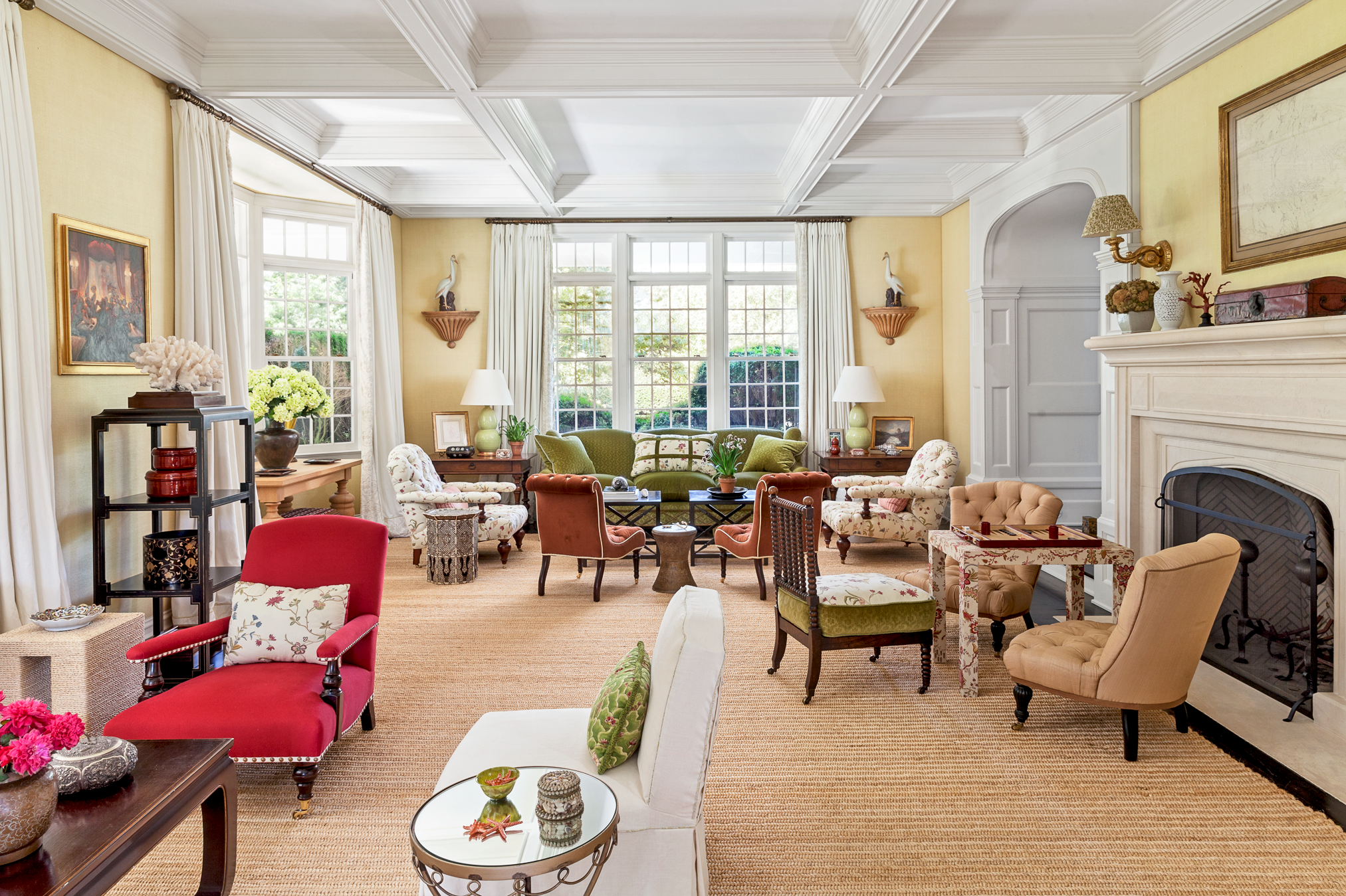 The Roaring Return of the Parlor: How Its Convivial Ideals Inspired Modern Living Rooms