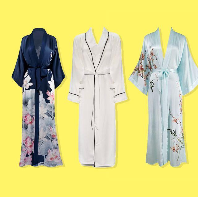 silk robes