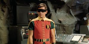 Burt Ward as Robin - Batman