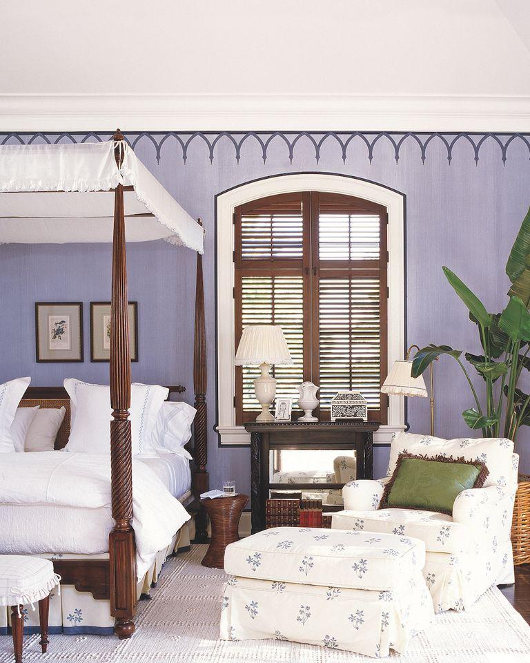 Purple Bedroom Decor Ideas: Lavender And Lilac Bedroom Decor