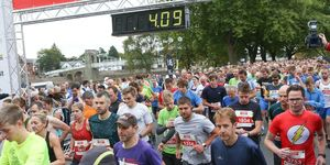 robin hood half marathon route changed