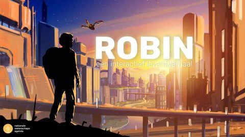 Robin interactief levensverhaal
