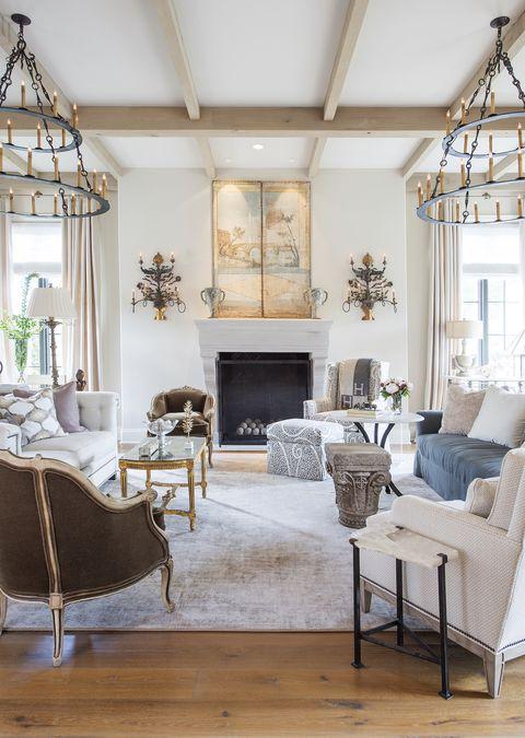 Modern Farmhouse Living Room Ideas, Farmhouse Living Room