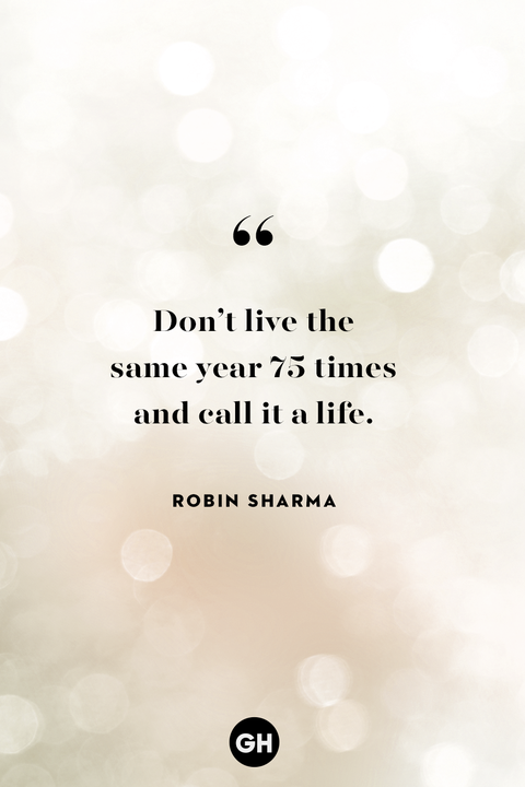 new years eve quotes — robin sharma