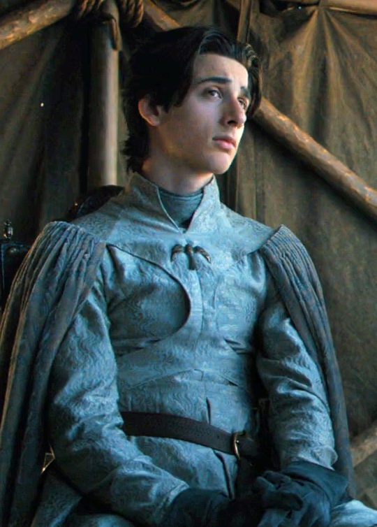 Robin Arryn Got A Major Glow-Up in the Game of Thrones Series Finale