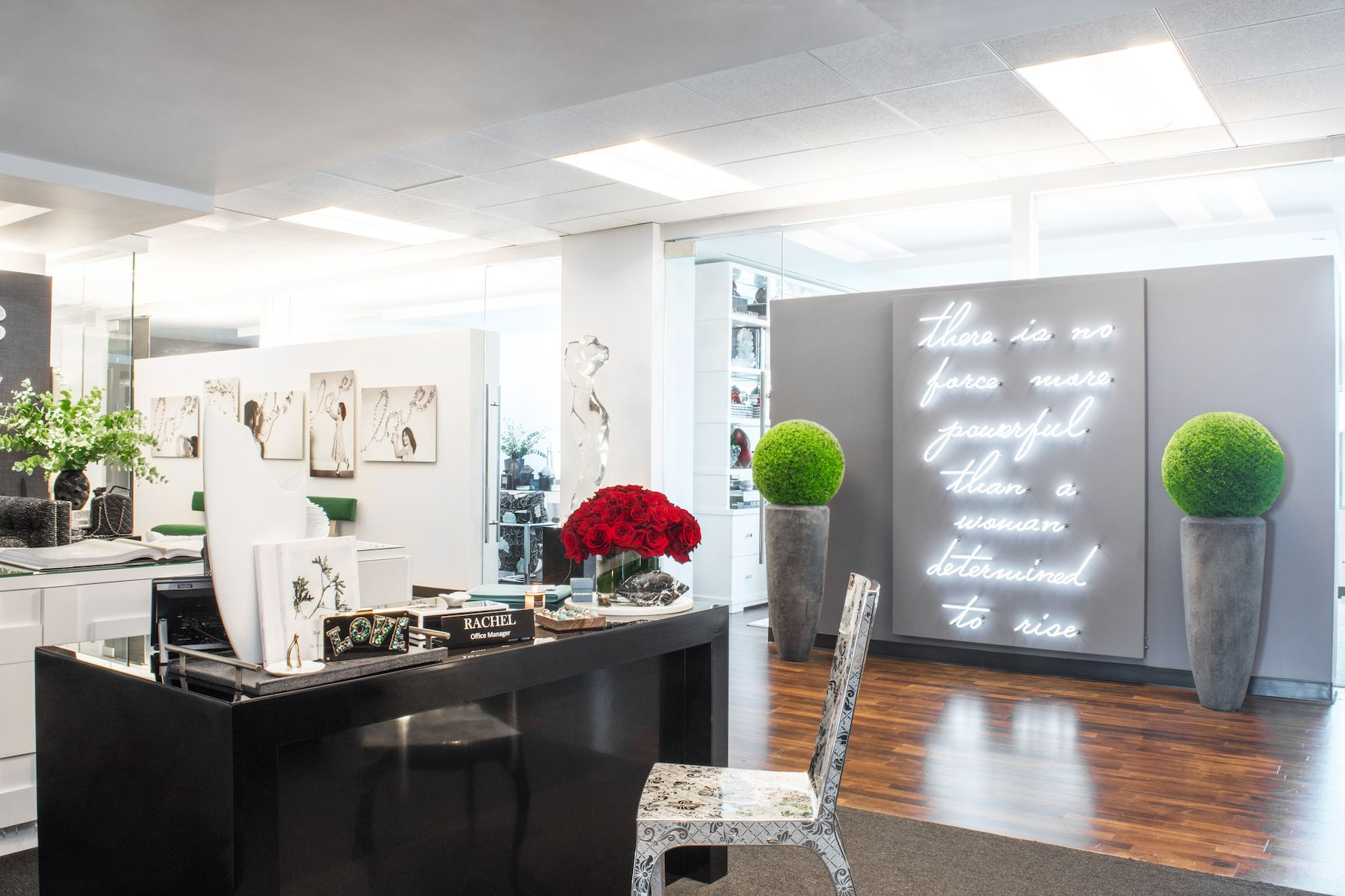 Robin McGraw West Hollywood Office