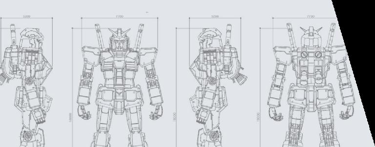 We Must Reckon with Japan's 60-Foot-Tall Gundam Robot