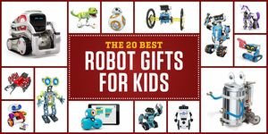 Robot Gifts for Kids