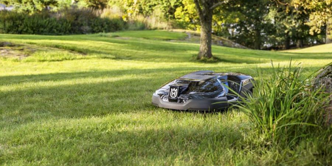 This Robot Lawn Mower Will Cut Your Grass While You Kick Back