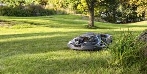 husqvarna smart robot lawn mower