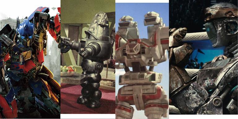 I 10 robot più belli della storia del cinema