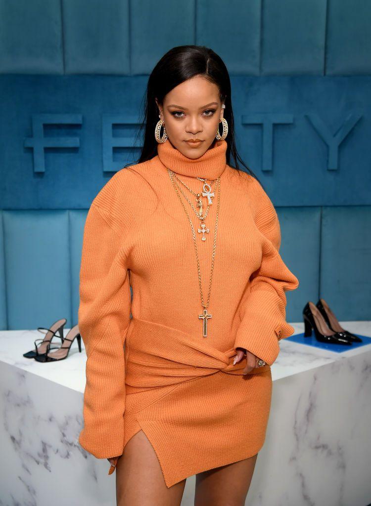 Newly Single Rihanna Already Has Valentine's Day Plans