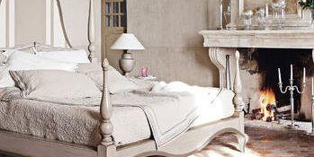 Come arredare una camera da letto con camino - Marieclaire