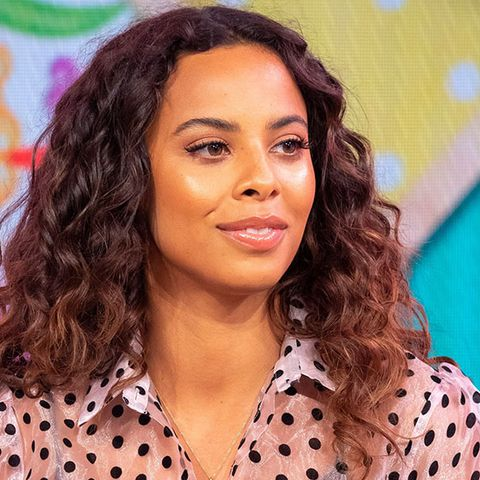 rochelle humes shares touching pregnancy throwback