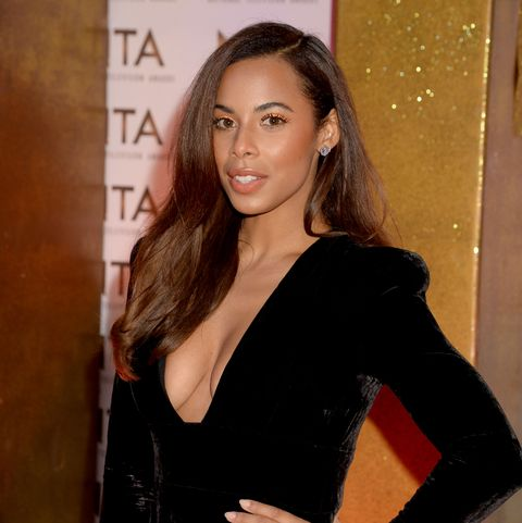 Rochelle Humes shares sweet moment with her girls