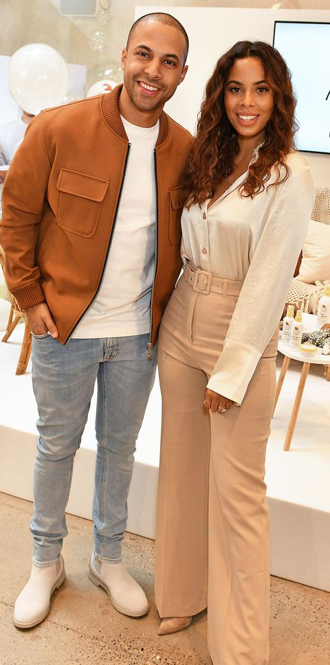 Rochelle Humes Gives Birth To Her Son Blake Hampton Humes