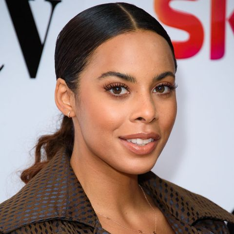 Rochelle Humes Tried To Scrub Her Skin Off As A Child