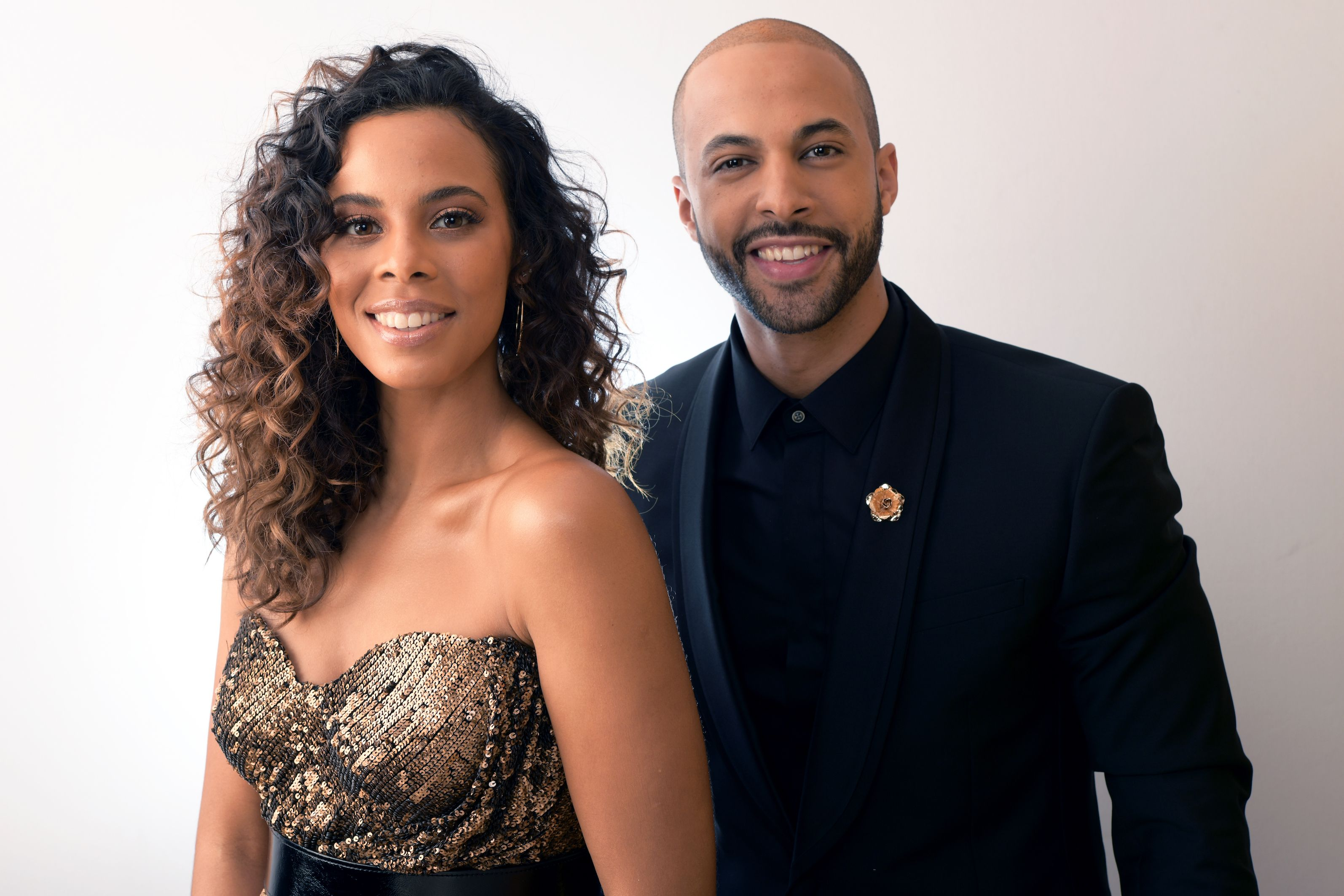 Rochelle Humes Shares Photos Of Her Daughters Faces