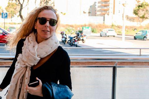 Rocío Carrasco en Almería 2020
