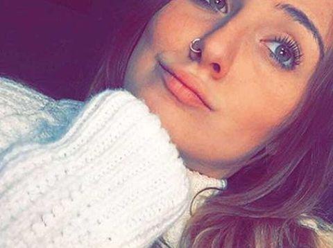 Rocío Flores en una fotografía de Instagram