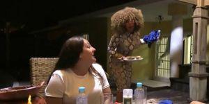Pelea entre Rocío Flores y Yiya en 'Supervivientes 2020'