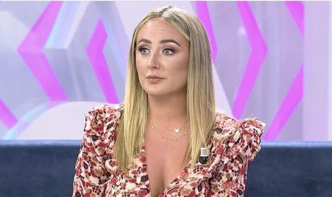 la hija de antonio david flores apoya a edmundo arrocet en 'secret story'