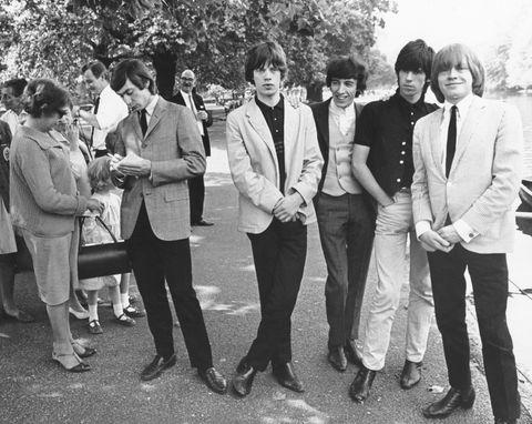 Rolling Stones Portrait