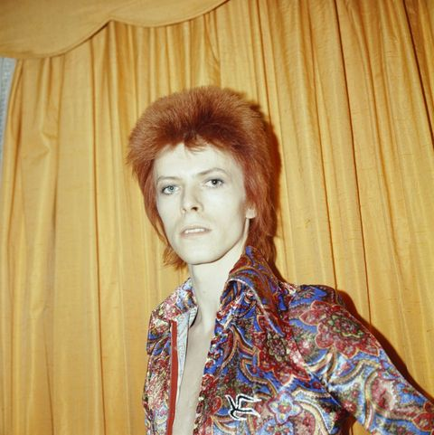 "David Bowie As ""Ziggy Stardust"""