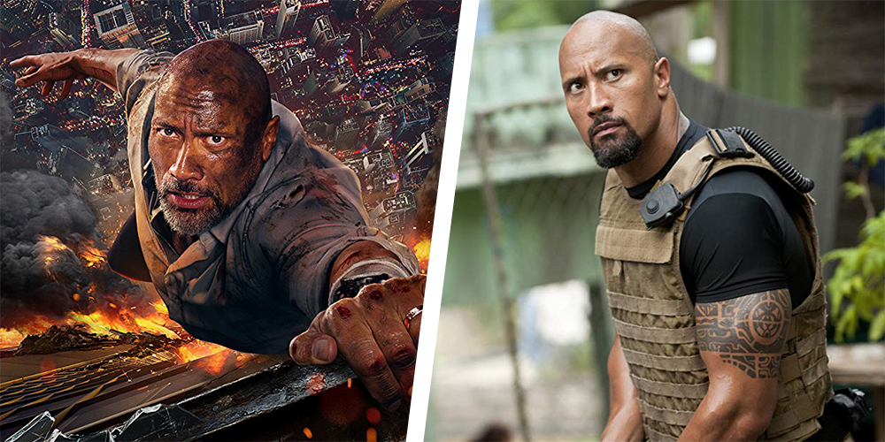 37 Best Dwayne Johnson Movies - The Rock's Complete Film List