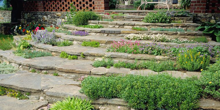 6 Best Rock Garden Ideas - Yard Landscaping with Rocks Fort Hill Side Backyard Ideas on backyard fall ideas, backyard playground, backyard tree forts, backyard green ideas, backyard field ideas, backyard rock ideas, backyard pool ideas, backyard beach ideas, backyard pavilion ideas, backyard tiki hut ideas, backyard house ideas, backyard playhouse, backyard wall ideas,