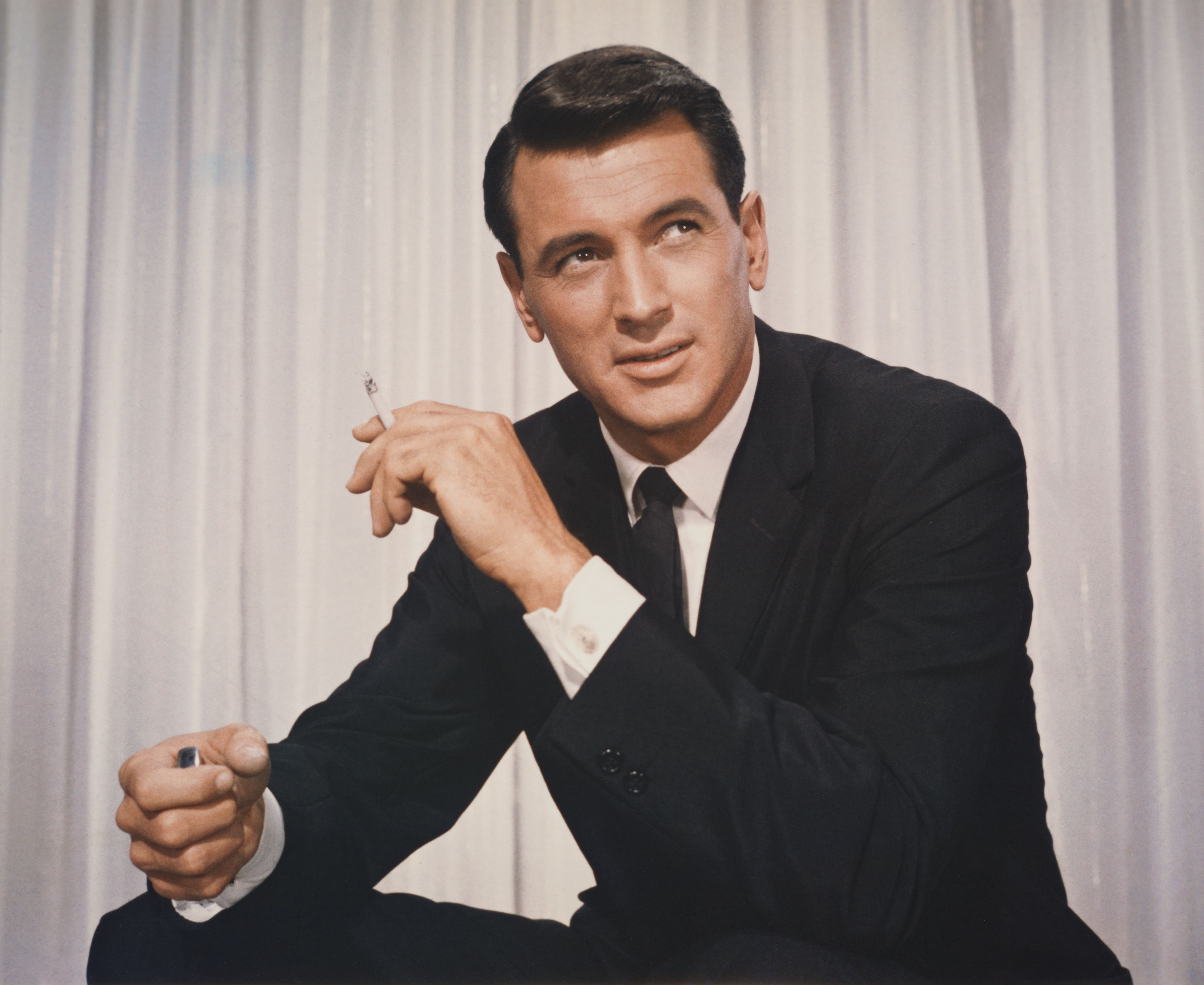 Rock Hudson S Life In Photos Best Vintage Photos Of Rock Hudson
