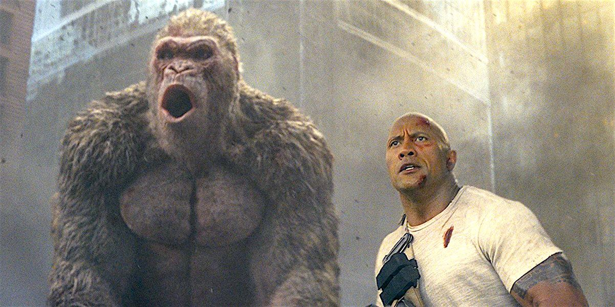 All Dwayne The Rock Johnson Movies Ranked from Jumanji to Moana