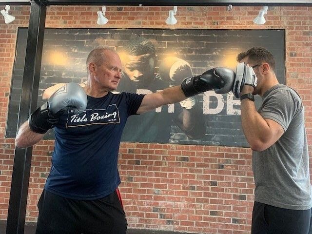 Boxing Helps Parkinson's Patient Dave Similo Live a More 'Normal' Life thumbnail
